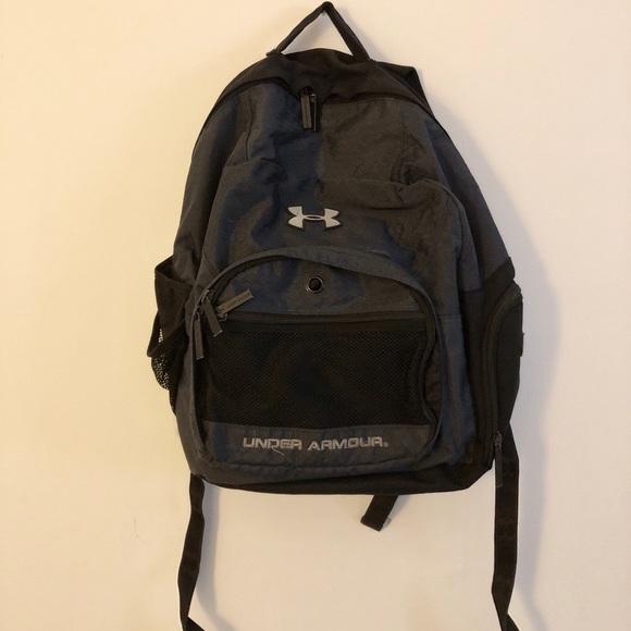 Under Armour Bags   Under Armor Backpack   Poshmark fc1e6018d1